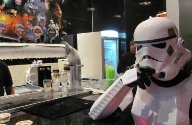 Restaurante com tema Star Wars, agora em São Paulo!