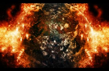 """EUA e Europa preparam missões espaciais """"para o Inferno""""."""