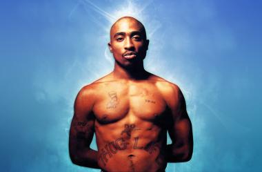 """""""NÓS FUMAMOS AS CINZAS DO TUPAC"""" diz os membros do grupo de hip-hop do rapper."""