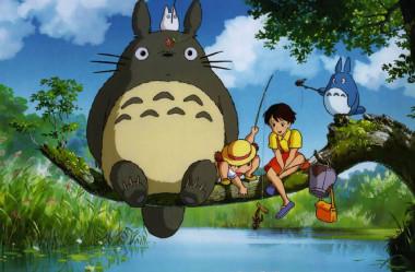 5 animações do Studio Ghibli que são muita brisa.