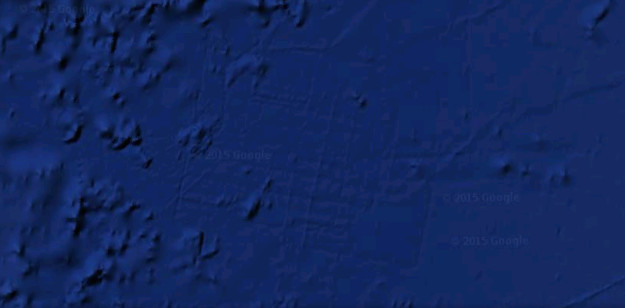 google maps bizarro02