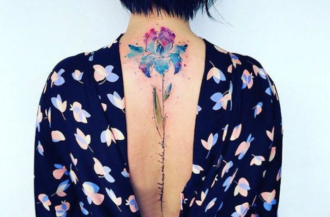 Conheça as incríveis tatuagens inspiradas na natureza de Pis Saro