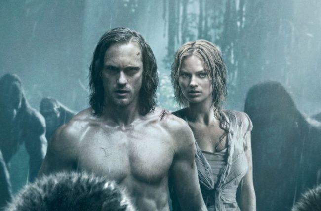 Tarzan: Um filme perfeito para você assistir chapado e brisar muito!