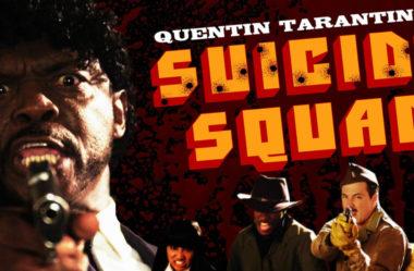 """E se """"Esquadrão Suicida"""" fosse uma obra de Quentin Tarantino?"""