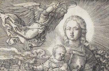 Uma tela renascentista de 500 anos de Albrecht Dürer foi encontrada em um mercado de pulgas