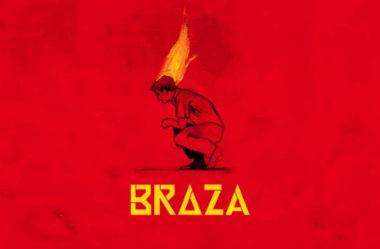 Saiu o novo clipe da banda BRAZA e sem dúvidas vai fazer a sua mente!