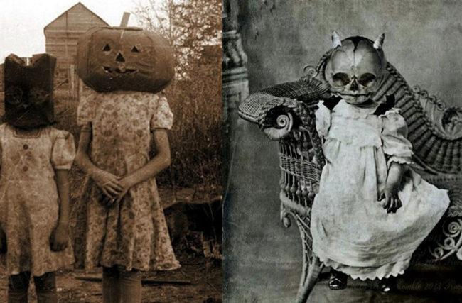 10 Fantasias de Halloween antigas que vão desgraçar suas noites de sono