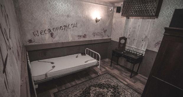 A Sala Harbinger envolve mistério e terror na medida certa para envolver os participantes (Maria Rita Corain)