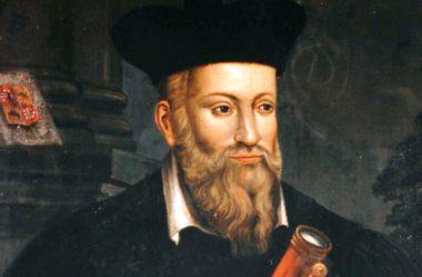 6 previsões de Nostradamus para o ano de 2017 que são um verdadeiro mistério!