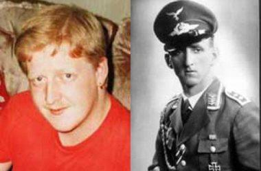 O bizarro caso de reencarnação de um piloto alemão em Carl Edon