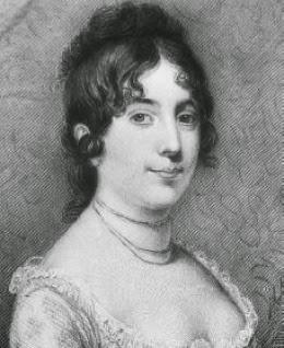 Dolley Madison - Os fantasmas da Casa Branca