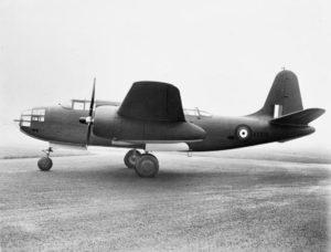 Avião Douglas DB-7 - II Guerra Mundial