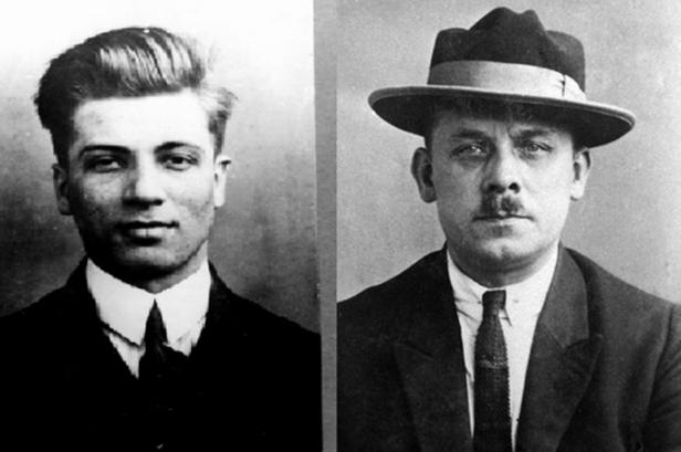 Hans Grans e Fritz Haarmann