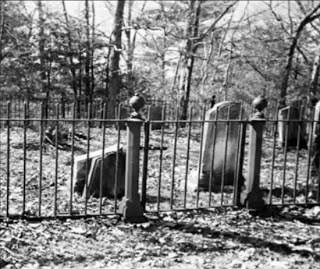 Cemitério onde há o túmulo de Bathsheba Sherman