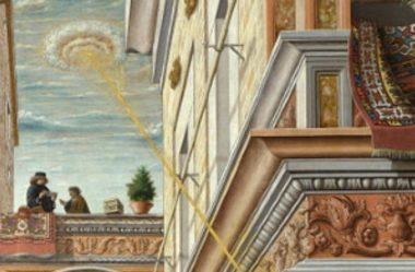 Essas 6 naves alienígenas em pinturas antigas são realmente bizarras!