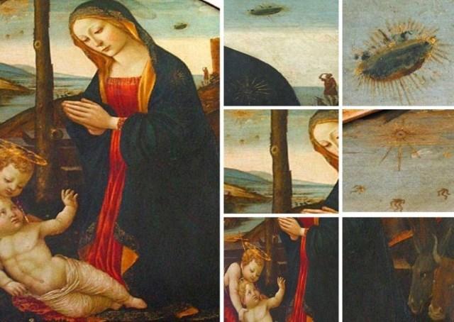 Naves alienígenas em pinturas antigas5_2