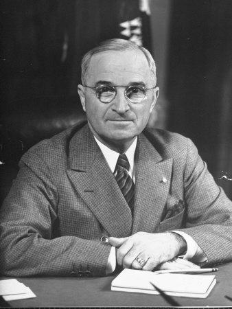 Harry Truman - Os fantasmas da Casa Branca