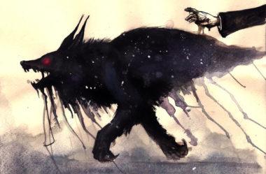 Lendas urbanas assustadoras #1: Barghest, o cão do inferno