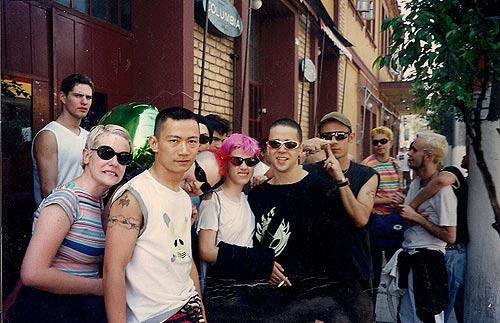 Viagem na noite LGBT de São Paulo - Frequentadores do Hell's Club