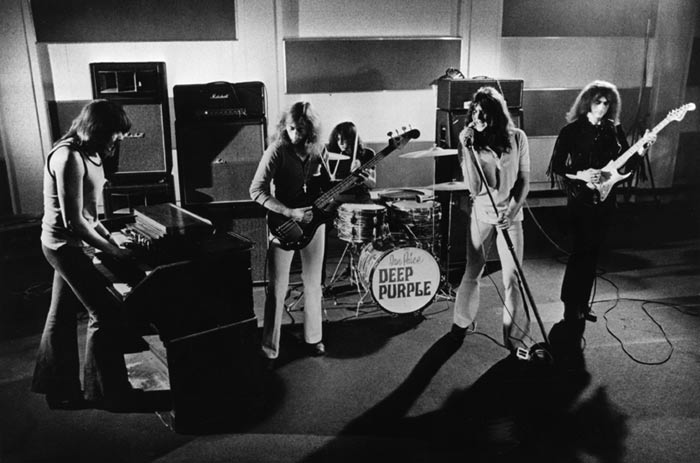 Deep Purple - Como foi o surgimento do Heavy Metal