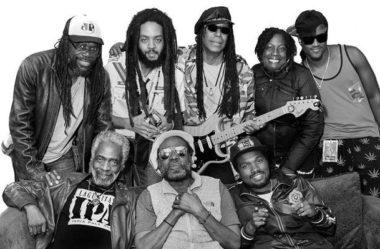 Finalmente The Wailers volta ao Brasil trazendo o verdadeiro Reggae Music!