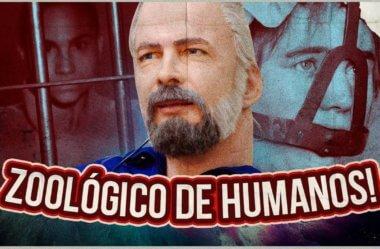 ROBÔ prevê ZOOLÓGICO DE HUMANOS para o FUTURO!